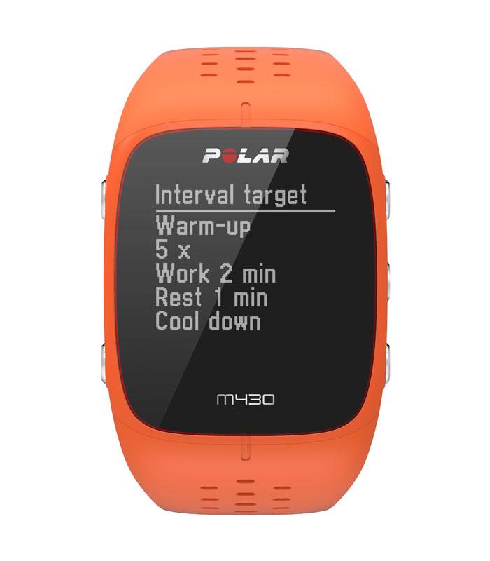 Часы для бега Polar M430, изображение 4